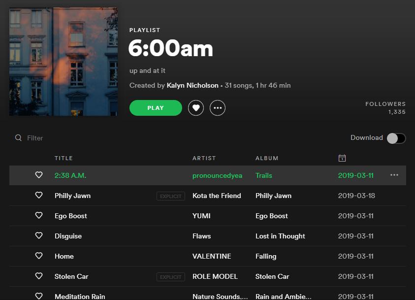 6am-spotify-playlists